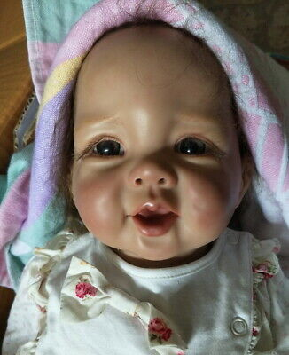 Chocolate Brown 18 mm Full Round Real Eyes  ~ REBORN DOLL SUPPLIES