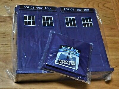 Dr Who Monster Invasion Collectable Trading Cards Magazine Tardis Storage Box