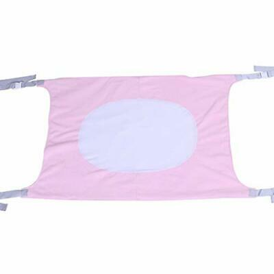 Baby Hammock Collapsible Hammock for Crib Detachable Newborn Infant (Pink)