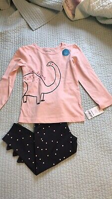 Girls 3t Carters Two Piece Outfit