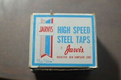 12 Jarvis 3/8-24 hand taps reamer tip