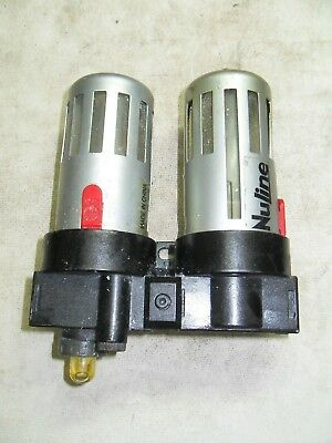 (T2) 1 Nuline Filter Regulator Lubricator