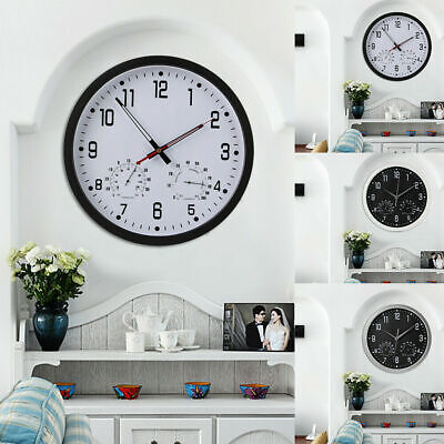 Super Silent Large Wall Clock Quartz