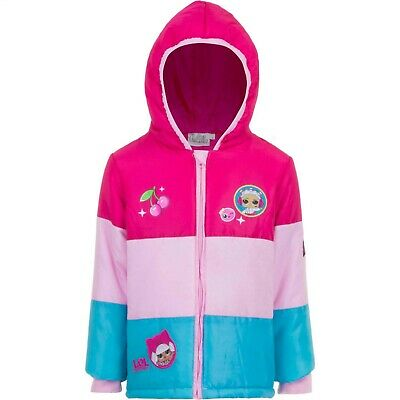 LoL Surprise GIRLS  WINTER COAT Official Licensed 5-10 Years Old