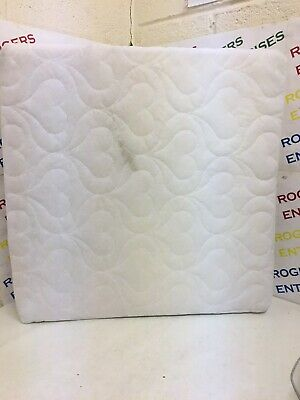 Loft 25 Foam Support Bed Wedge with Removeable Quilted Cover NEW Very Grubby