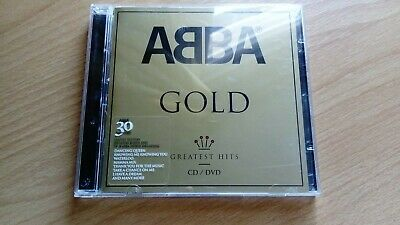 ABBA Gold (Greatest Hits) Ltd 37 Track CD + DVD (30th Anniversary Edition)