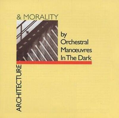 Orchestral Manoeuvres In the Dark Architecture & Morality 7 Ex CD NEW unsealed