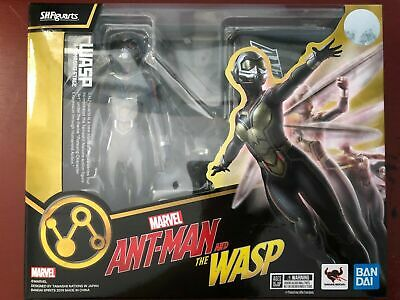 SH Figuarts - The Wasp / La Avispa (Ant Man & the Wasp) con base (stand)