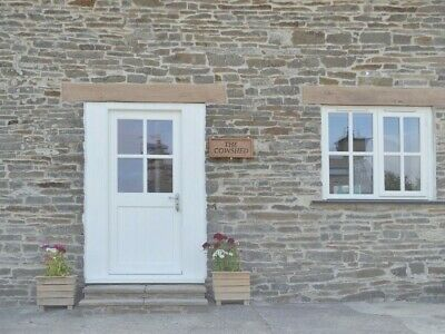 Holiday cottage for 2, Aberaeron West Wales, 3 night break Oct 21, dogs welcome