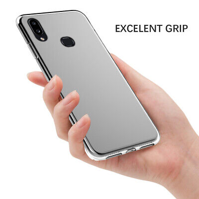 For Samsung Galaxy A10s Slim Soft TPU Silicone Shockproof Phone Case Cover Skin