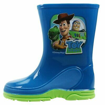 Toy Story Wellingtons Welly Wellies Children Infant Snow Rain UK Sizes Boys 6-12