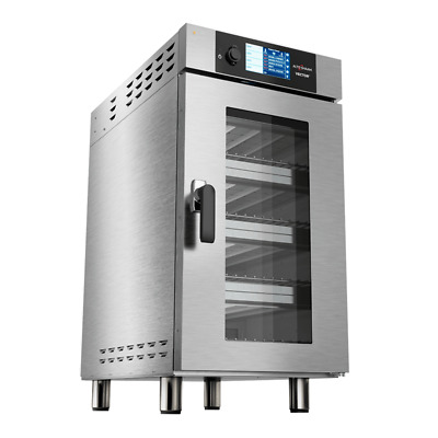 Alto-Shaam VMC-H4H Half-Size Vector® Cook & Hold Oven,208-240v/3ph LH,S/S,W/Cord