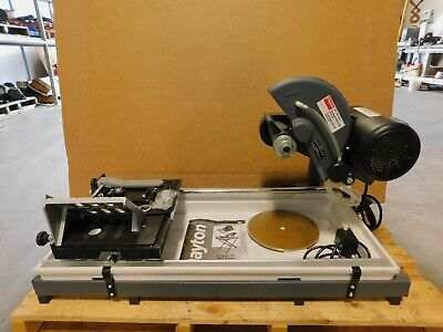 "NEW Dayton 10"" Tile Saw 40PM07, 2 1/2"" HP 3450 RPM 120V Wet NEW"
