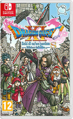 Dragon Quest XI S Echi Di Un'EraPerduta Edizione Definitiva Nintendo SWITCH