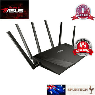 ASUS RT-AC3200 Gigabit Tri-Band Wireless Router Smart WIFI
