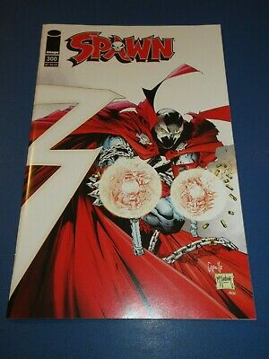 Spawn #300 Capullo Todd McFarlane Variant NM Gem Wow