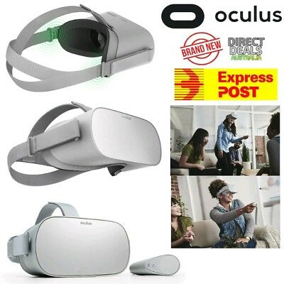 Oculus Go Standalone VR Virtual Reality Headset 32GB NEW