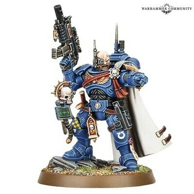 1x Space Marines Primaris Captain in Phobos Armour | Shadowspear | Warhammer 40K