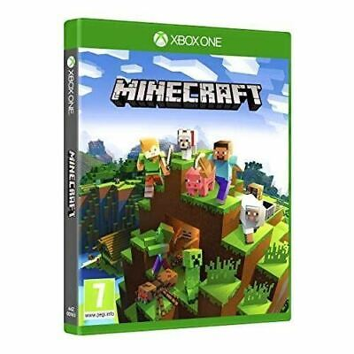 Minecraft Xbox One Brand New Sealed Official UK PAL Free Delivery