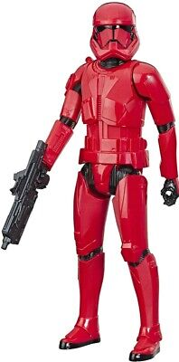 Star Wars Hero Series The Rise Of Skywalker Sith Trooper Action Figure Toy 12""
