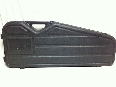 Vintage 1980's PEAVEY T-15 T-30 Electric Guitar Molded Plastic Hard Case USA