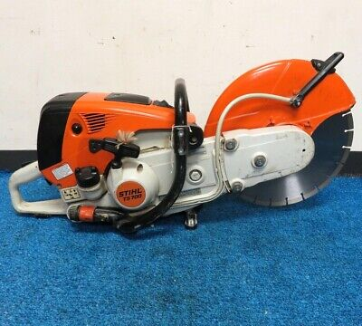 """Stihl Ts 700 14"""" Concrete Cut Off Saw With New Blade (180750912)"""