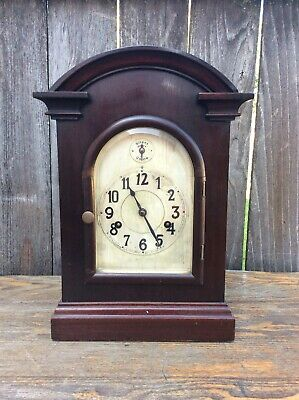 German Westminster Chime Bracket Clock, Parts / Restoration Project