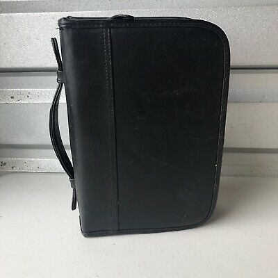 Case Logic CD/DVD Holder with Handle Holds 92 Leather
