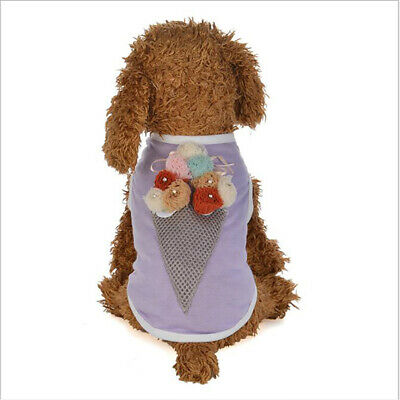 Soft Printed Dog Harness Pet Puppy Cat Vest Jacket For Small Medium Dogs J