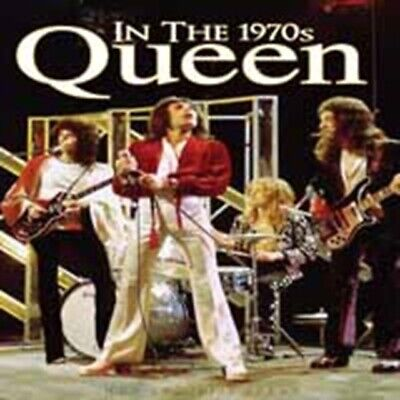 Queen In the 70s DVD All Regions NEW
