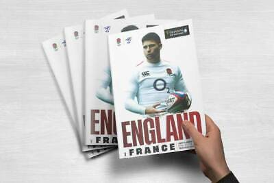 England v France 2019 (Guinness Six Nations)