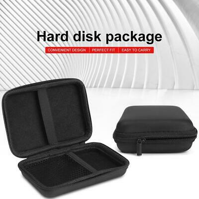 Portable Hard Disk Package Protector Bag USB Cable 2.5'' HDD Carry Holder Pouch