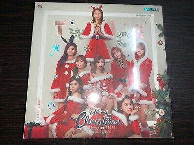 Twice 3rd Mini Album Twicecoaster Lane 1 Christmas Ed CD Photobook Photocard 2