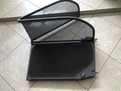 Original BMW wind deflector in good conditions with case