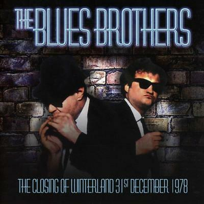 The Blues Brothers - The Closing of Winterland: 31st December 1978 (2017) CD NEW