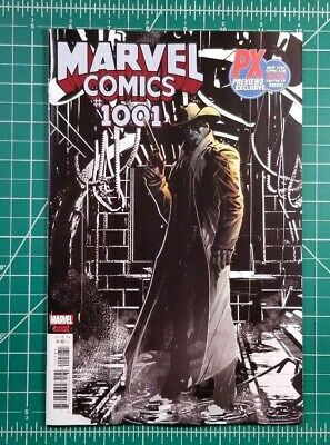 Marvel Comics #1001 (2019) Mike Deodato NYCC Exclusive Variant NM Eternity Mask