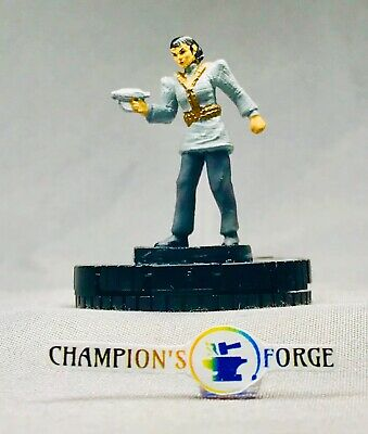 Heroclix Star Trek the Next Generation To Boldly Go ~ Romulan Officer #002
