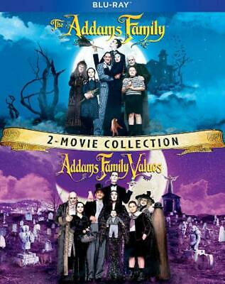 Addams Family / Addams Family Values 2 Movie Coll (2 Blu-Ray) [Edizione: Stati U