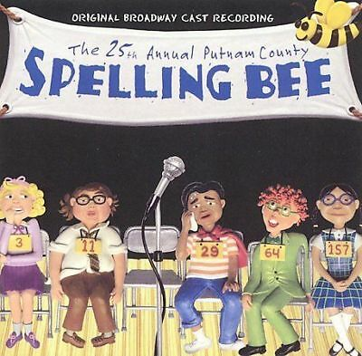The 25th Annual Putnam County Spelling Bee [2005 Original Broadway Cast]