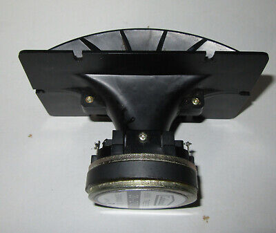 Calrad 30 WATT ultra compact horn tweeter 20-270 used