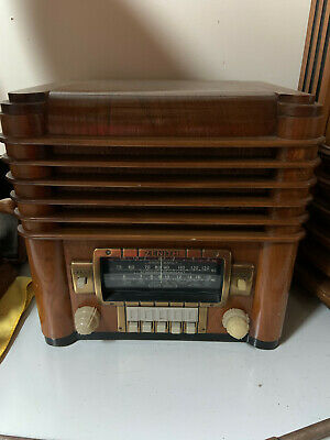 Vintage 1930/40's Zenith Wave Magnet radio - beautiful condition NO RESERVE