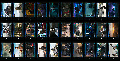 Topps Marvel Collect! Black Panther Box Movie Stills complete 30-card set