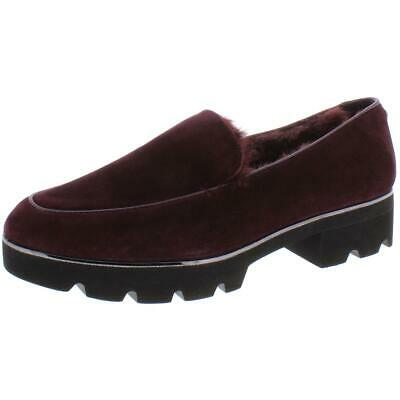 DKNY Womens Bobbi Leather Butterfly Slip On Casual Shoes Sneakers BHFO 8263