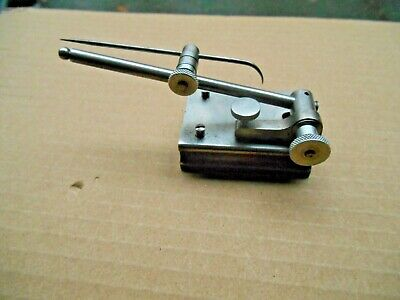 """Brown & Sharpe No. 620 Surface Gage With 4"""" Spindle"""