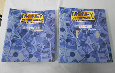 #Ff.   Lot Of Forty Five(45)  Money Of The World Magazines  - No Coins / Notes
