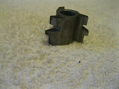 "Craftsman,Shop Smith Shaper Cutter 1//2/"" bore Door lip bit HSS"