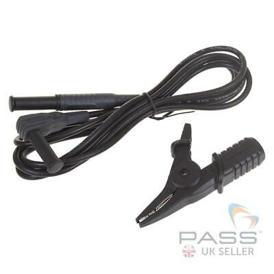*NEW* Kewtech ACC7208 Test Lead with Safety Croc Clip for KT71