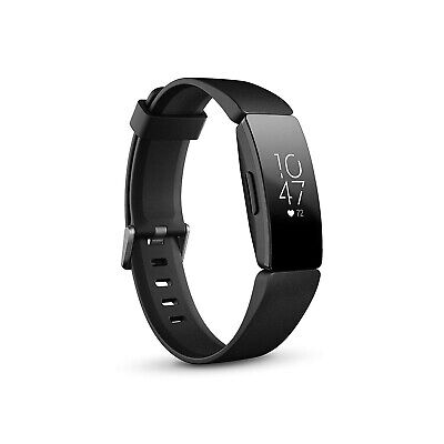 Fitbit Inspire HR Health & Fitness Tracker - Black