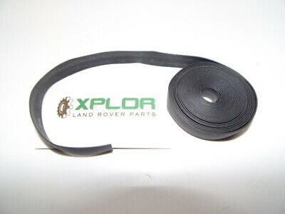 LAND ROVER DEFENDER WINDSCREEN SEAL and REAR END DOOR GLAZING STRIP 2.5 metres