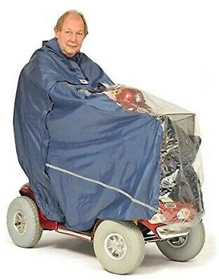 Simplantex Large Mobility Scooter Cape in Blue